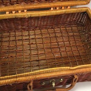 Accents - Wicker Basket